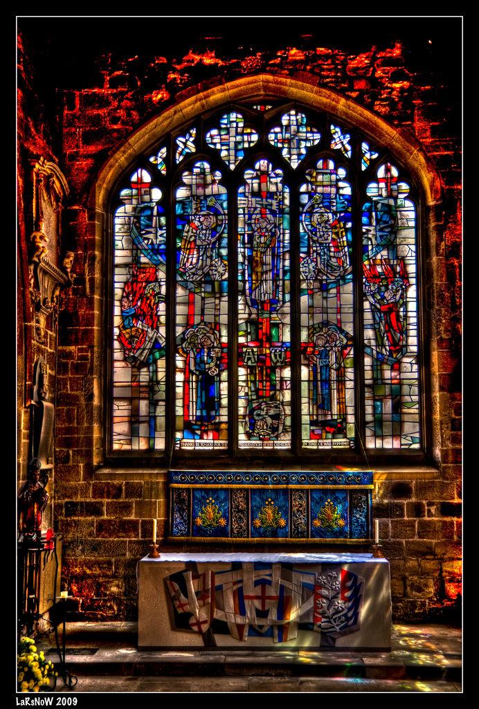 L'altar dels sacrificis
