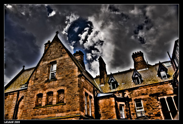 The Hunted Hostel