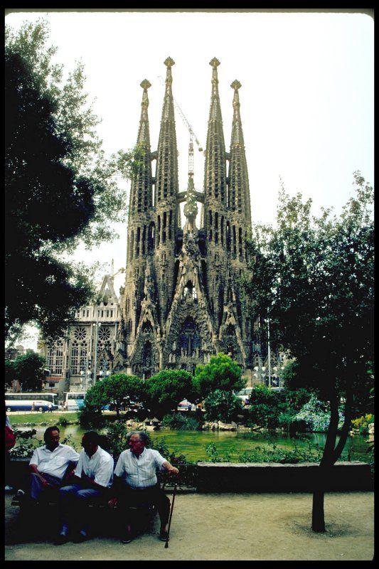 Barcelona, 1995