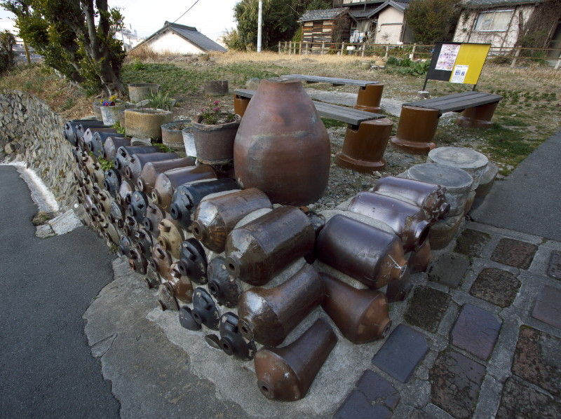 Bottles corner