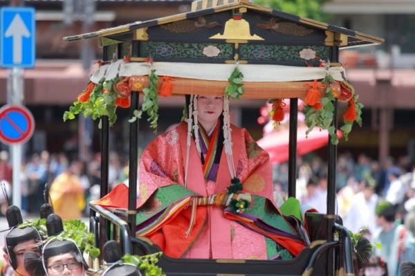 Princess of the festival