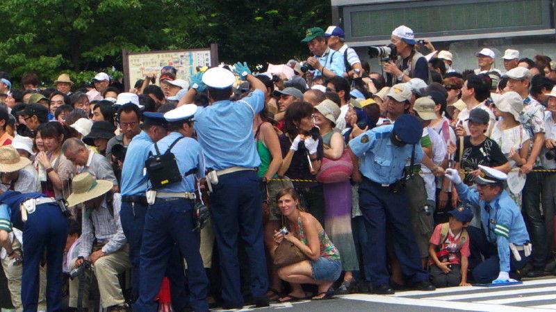 Gion Festival; the Parade #7