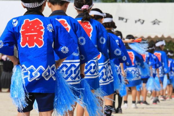 祭 dance