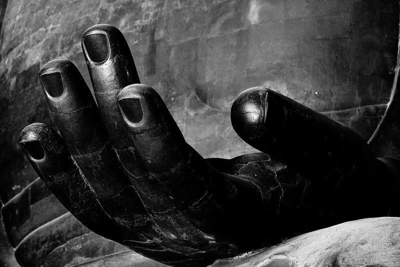 Gentleness of the Great Buddha #3