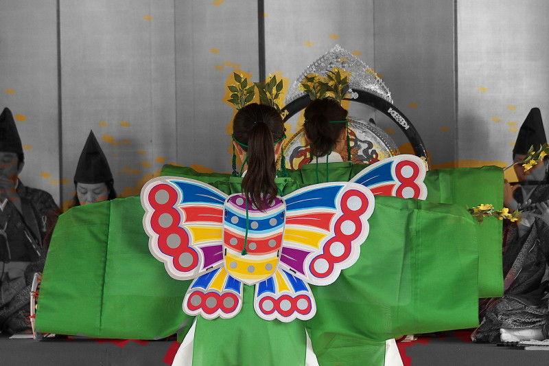 Dance of Butterfly