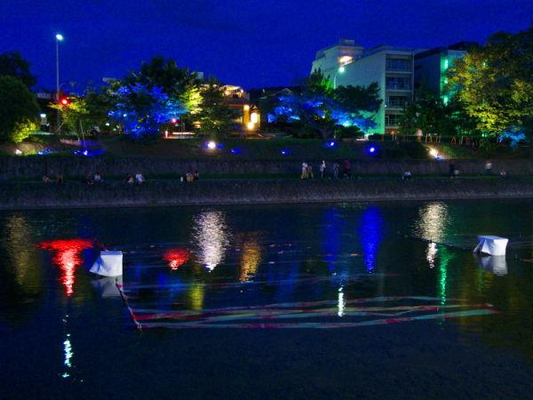 Summer night in Kyoto #8