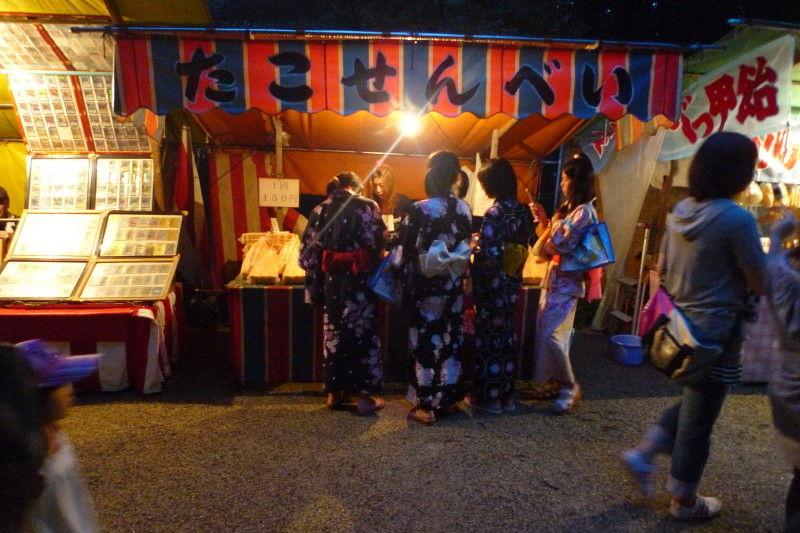 Summer night in Kyoto #12