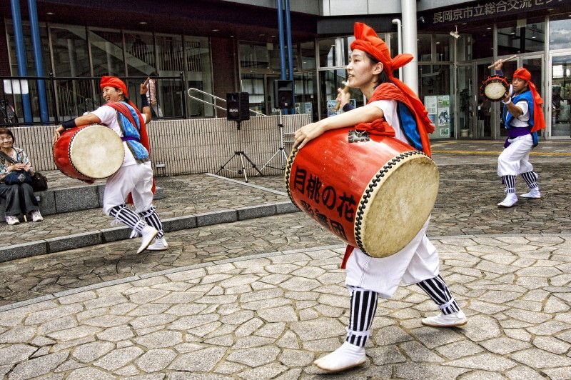 Okinawan Eisa Dance #2