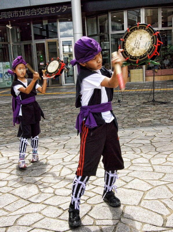 Okinawan Eisa Dance #4