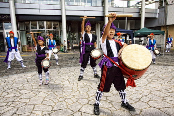 Okinawan Eisa Dance #5