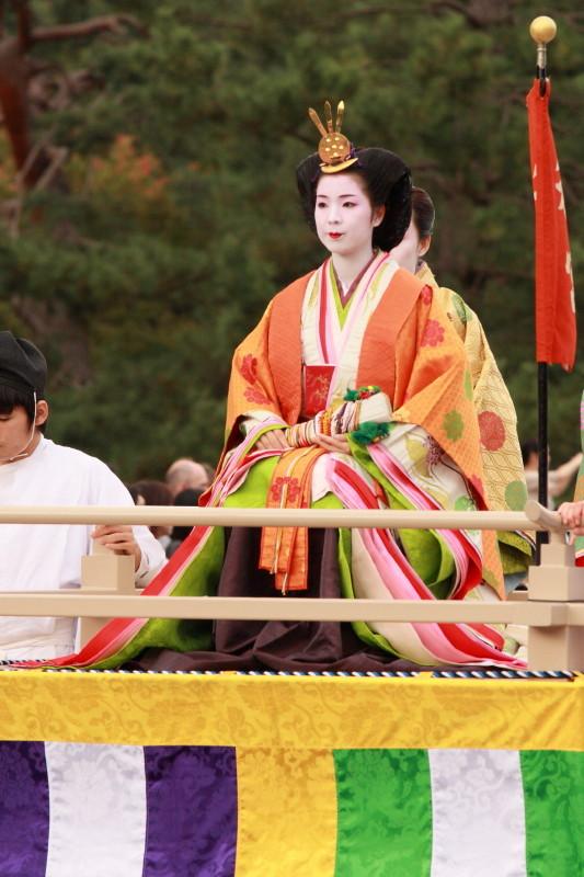 Beauties in Jidai Matsuri #2