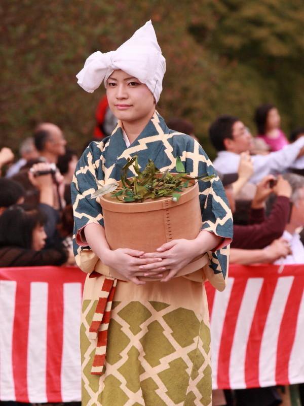 Beauties in Jidai Matsuri #4