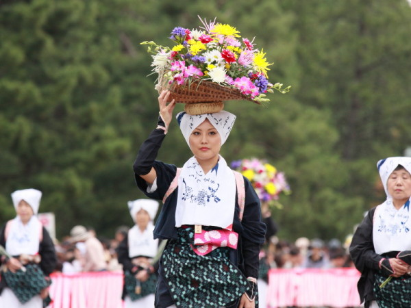 Beauties in Jidai Matsuri #8