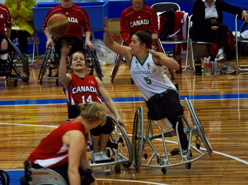 Wheelchair Athletes #2