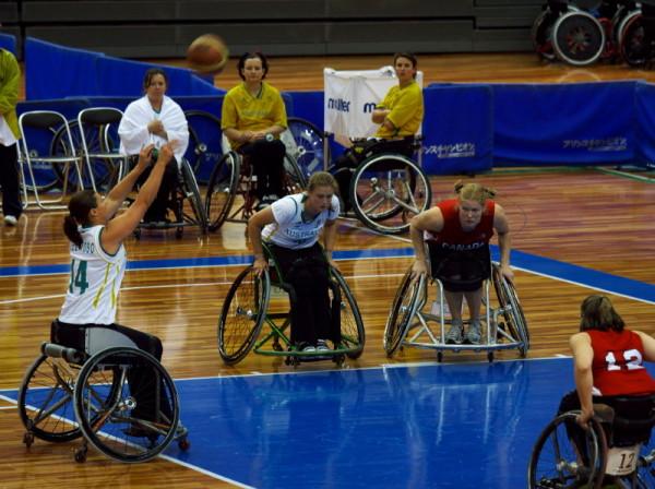 Wheelchair Athletes #5