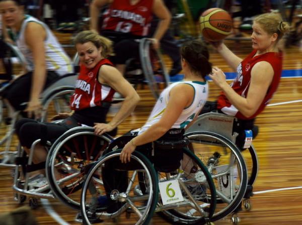Wheelchair Athletes #7
