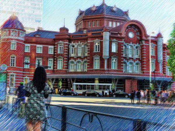 Tokyo Station #2