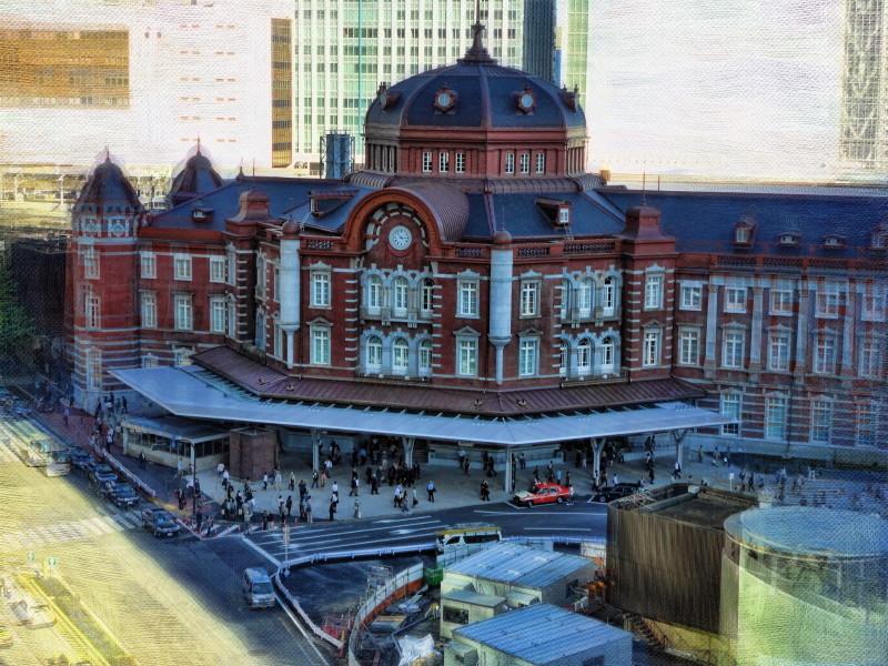 Tokyo Station #3