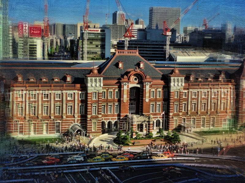 Tokyo Station #4