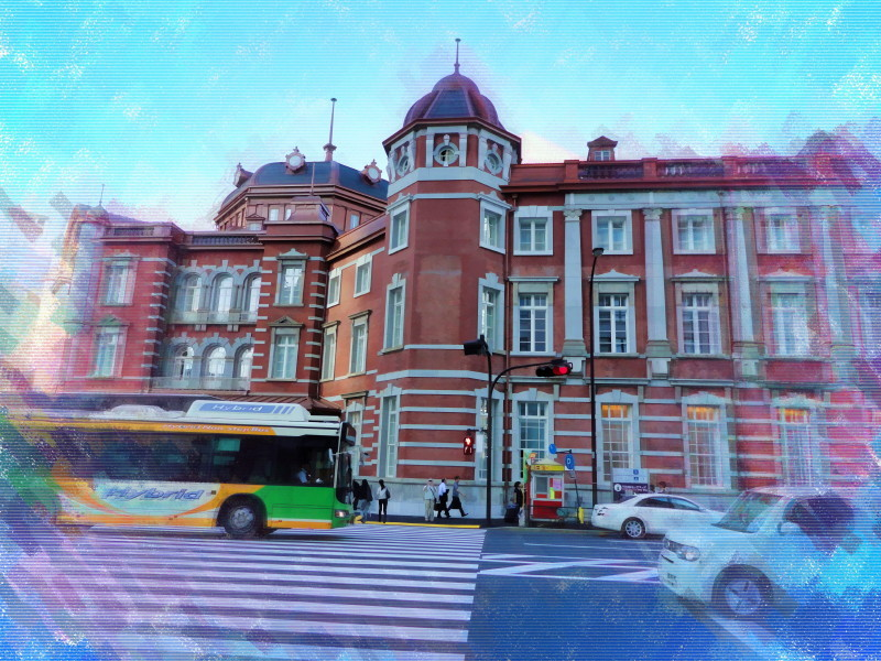 Tokyo Station #5