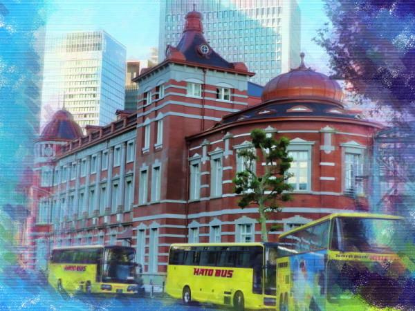 Tokyo Station #6