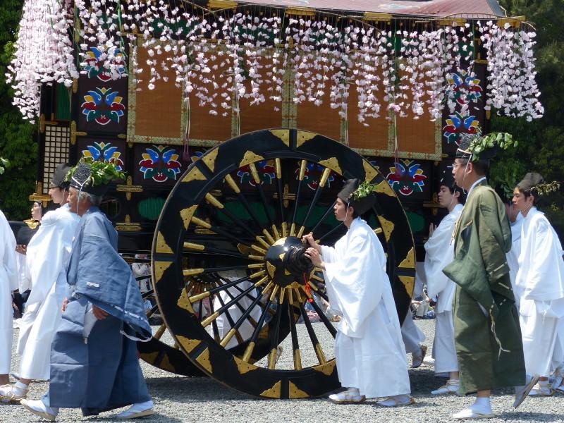 葵祭 #1