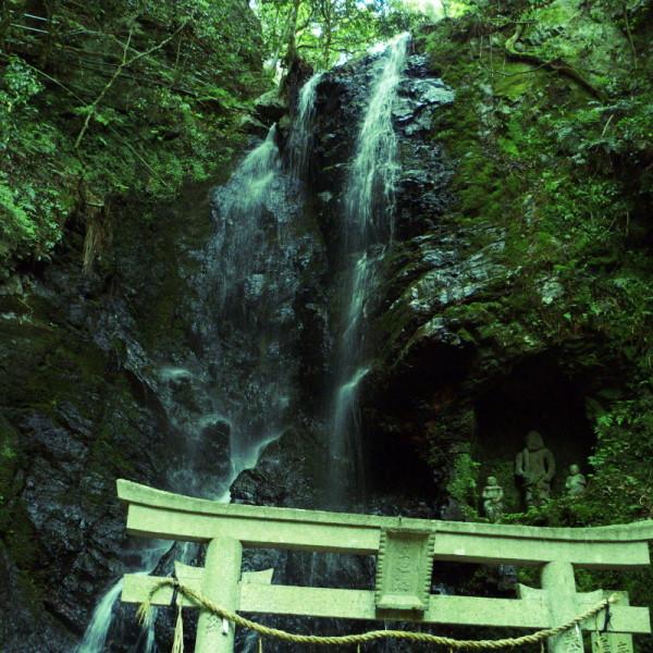 sacred waterfall #1