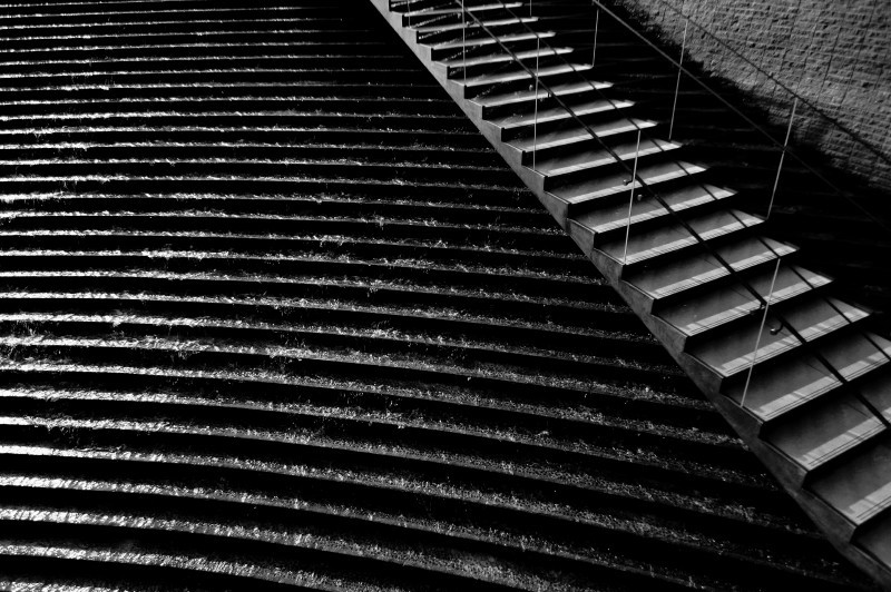 water & stairs #2