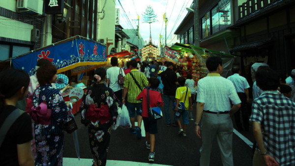 Festive atmosphere 祇園祭 #4