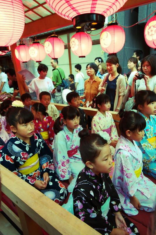 Festive atmosphere 祇園祭 #7
