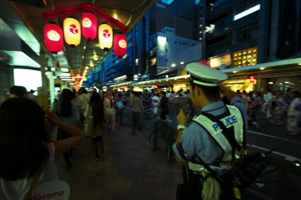 Festive atmosphere 祇園祭 #10