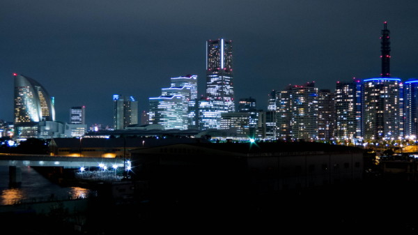 Yokohama Night View #3
