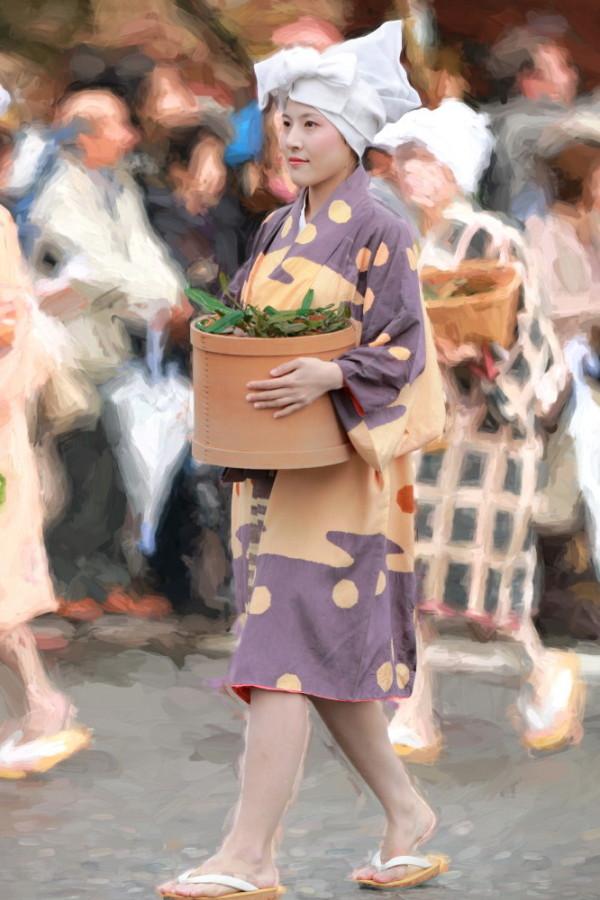Beauty in Jidai Matsuri #1