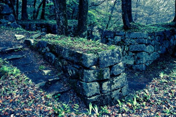 ruins and rakans #6