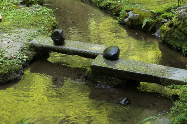 Sacred water of green #3