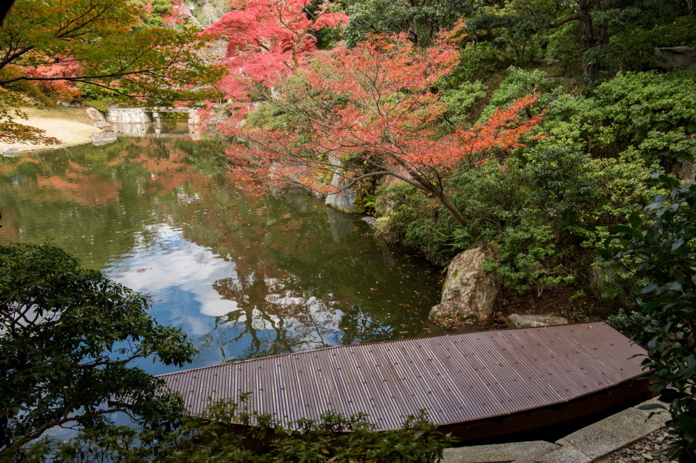 Sento Imperial Palace #5  Emperor's boat