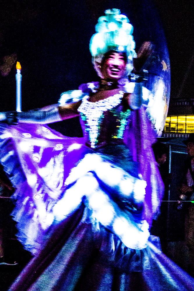evening dancer #2