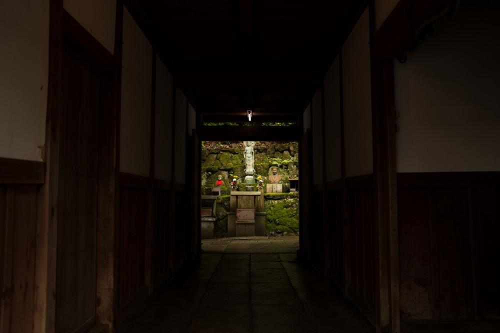 Last five meters to Buddha