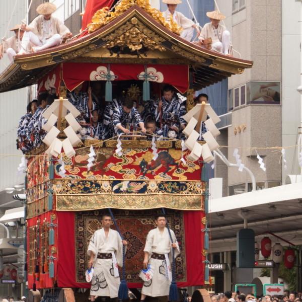 祇園祭 注連縄切り #3