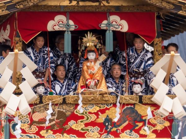 祇園祭 注連縄切り #6