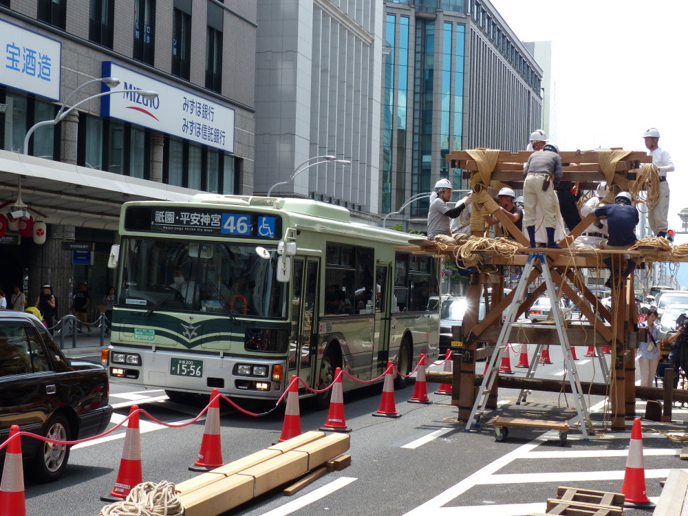 Making of 祇園祭 Gion-Festival #2