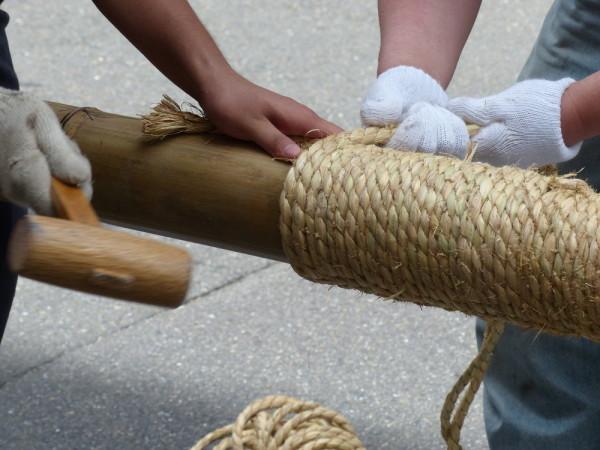 Making of 祇園祭 Gion-Festival #4