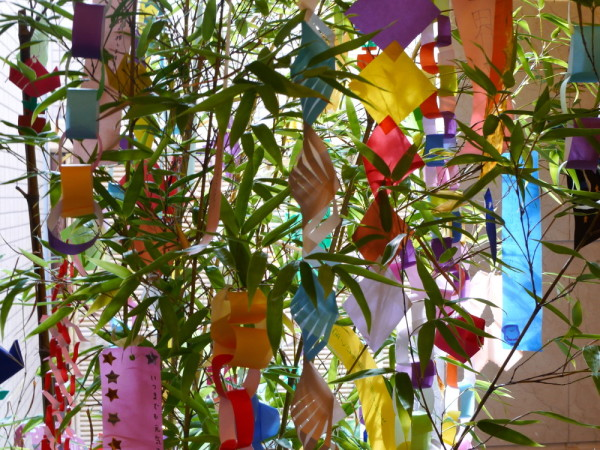 七夕 (Tanabata)