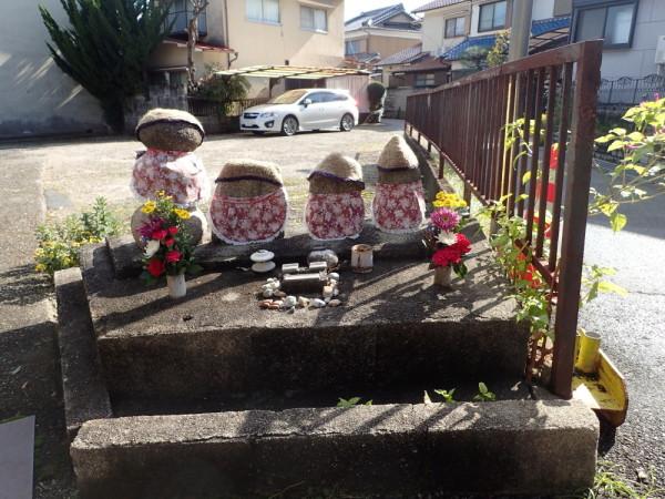 Little Jizo in my neighborhood #1