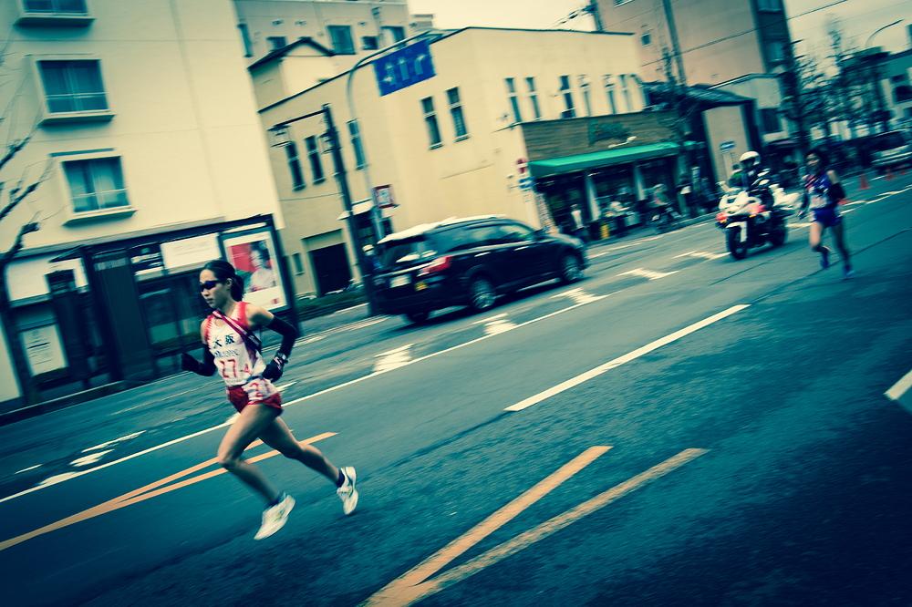 running beauties #1