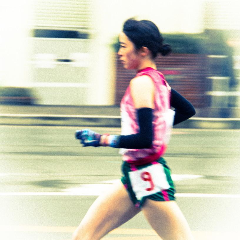 running beauties #3