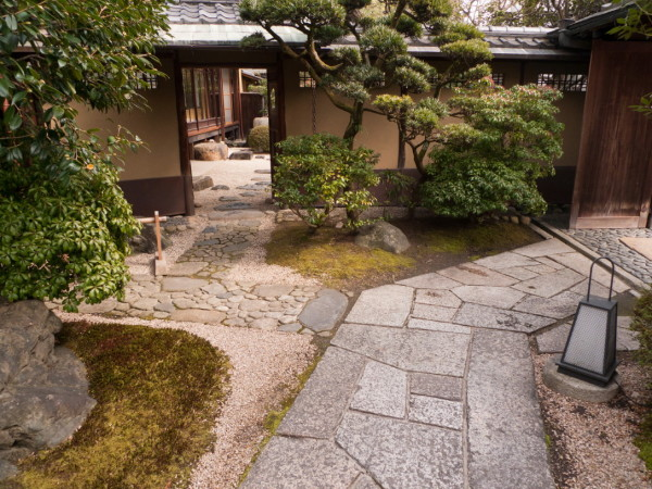 Restaurant's garden #2