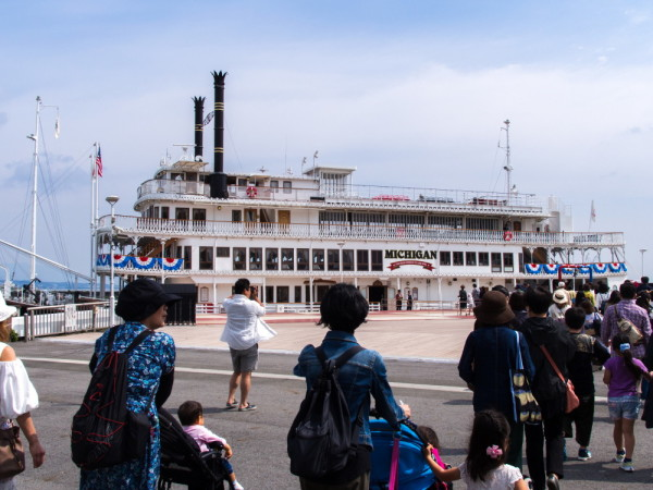 Let's enjoy Biwako cruise #1