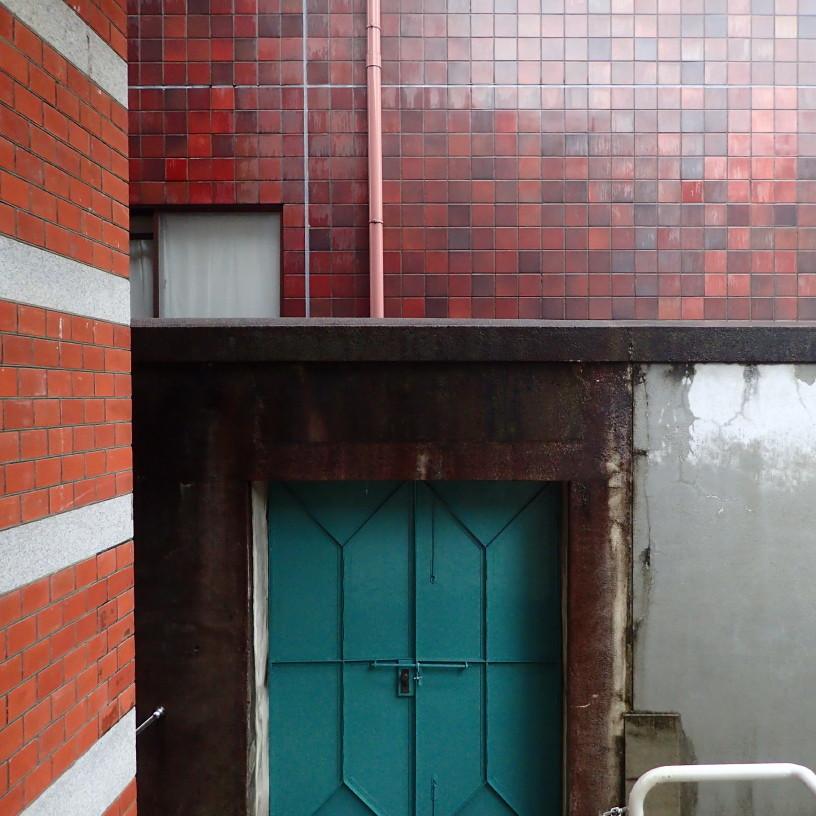 red bricks #1