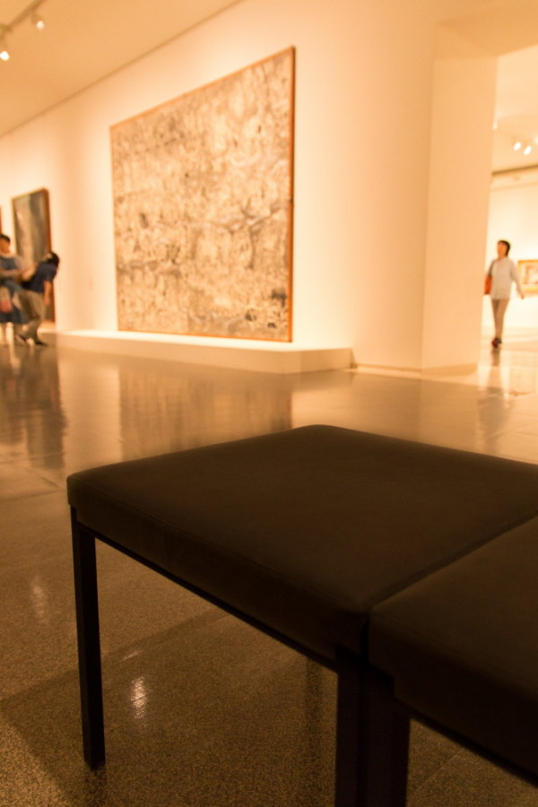 Pictures at an exhibition #1 (chairs #2)